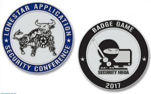LASCON 2017 Challenge Coin